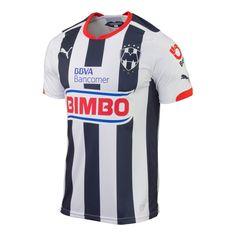 CF Monterrey (Mexico) - 2014/2015 Puma Home Shirt