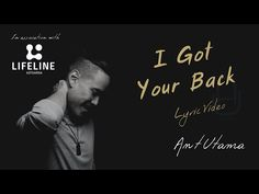 Ant Utama - I Got Your Back [Official Lyric Video] (In association with Lifeline Aotearoa) I Got Your Back, You Got This, Ants, Lyrics, Music, Youtube, Movie Posters, Musica, Musik