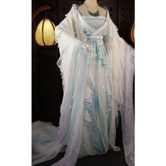 Ancient Chinese Clothing China Dance Costumes Traditional Hanfu... ❤ liked on Polyvore featuring 291 venice