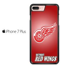 Detroit Red Wings Logo Iphone 7 Plus Case