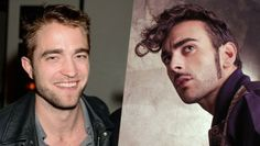 Marco Mengoni VS Robert Pattinson: chi porta meglio la sexy barba di tre giorni?