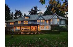 Photos: Historic $12.8M Vancouver Southlands estate