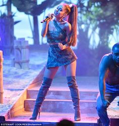 For a good cause: Ariana Grande will headline the event, with all proceeds from the show w...