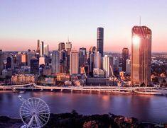 Saying Goodbye, Brisbane, New York Skyline, Skyscraper, Sayings, Travel, Instagram, Skyscrapers, Viajes