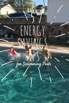 Pool owners looking to save money? Check out these 5 energy savings tips for swimming pools #ad #ProjectEnvolve