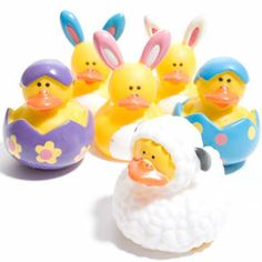 Shop for Easter Rubber Ducks, Easter, Best Sellers. Plus tons of other stunning Easter party supplies, favors, and decorations.