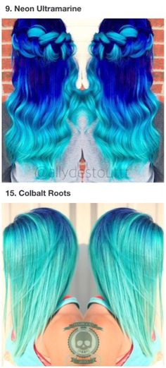 My two favorite ways to die my hair this color, which should I choose?