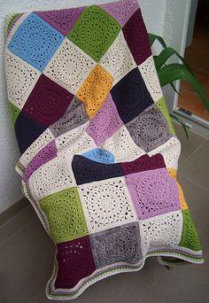 Ravelry: madiel's blanket