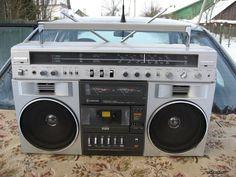 SAMSUNG ST-775 Hifi Audio, Boombox, Audio Equipment, Nostalgia, Samsung, Tech, Electronics, Vintage, Style