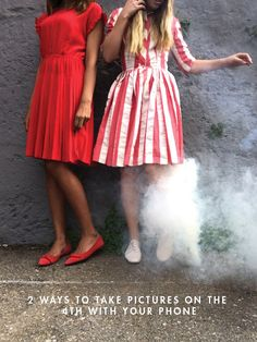 Taking Smokebomb/Firework Photos 4th Of July Party, Fourth Of July, Look Fashion, Kids Fashion, Dedicated Follower Of Fashion, Beyonce, Special Occasion Outfits, Bright Stars, Taking Pictures