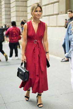 New York Fashion Week Spring 2017 - Street Fashion 9/2016 Day 5
