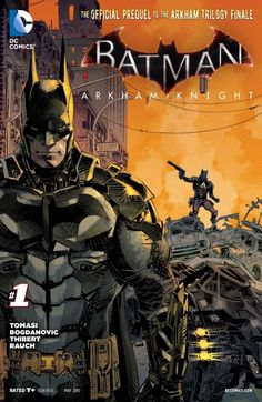 This page contains information about Batman: Arkham Knight (Volume Batman: Arkham Knight (Volume was a limited series, published by DC Comics. It ran from 2015 until Back to Comics Contents: Comics B: Batman: Arkham Knight Vol 1 Batman Arkham Knight, Batman The Dark Knight, Batman Arkham Origins, Im Batman, Batman Art, Batman Poster, Batman Stuff, Batman Figures, Nightwing
