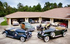 Twelve of the finest cars of the William Pettit collection are up for auction in August, at the Pebble Beach Auctions. Read more at http://www.classiccar.com/#!news/William-Pettit-classic-car-collection-auction/id-494/