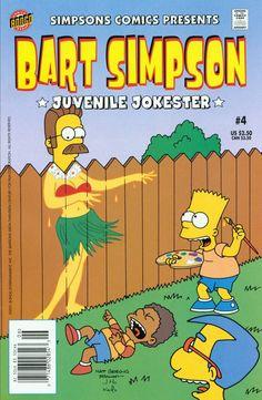 bart simpson | Bart Simpson-Juvenile Jokester.JPG