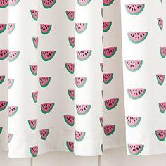 Watermelon Shower Curtain | Serena & Lily