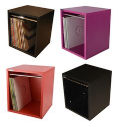 Beautiful 27 Vinyl Record Storage And Shelving Solutions