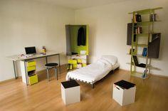 Aplicaciones magnéticas - Montar muebles con imanes - supermagnete.es