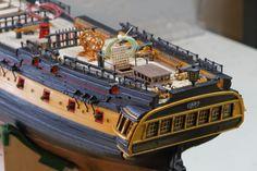 Movie version Surprise by Johncal - HMS Surprise - Build diaries - ModelSpace