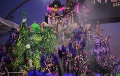 Carnaval Brazil 2012 - Tom Maior
