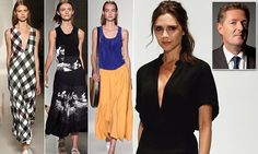 PIERS MORGAN: Stop with the miserable skinny models, Victoria Beckham