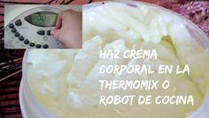 crema corpoiral thermomix