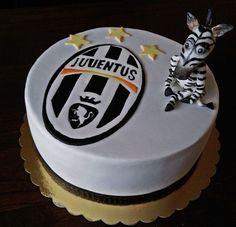 Kto z Was chciałby zjeść taki tort? • Herb i maskotka turyńskiego klubu na przepysznym torcie • Wejdź i zobacz tort Juventusu Turyn >> #juve #juventus #football #soccer #sports #pilkanozna
