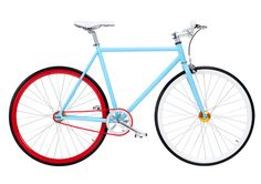 #bike #cool #colorful #custom #ride