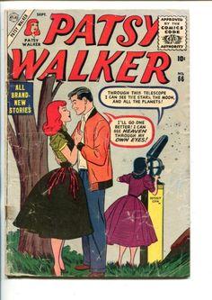 Patsy Walker, September 1956.