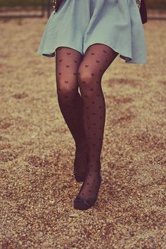 hearts black tights skirt jeans  http://simplybeauteous.blogspot.sk/2014/09/jesenne-outfity-fall-outfits.html