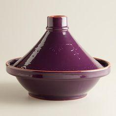 One of my favorite discoveries at WorldMarket.com: Fig Glazed Tagine