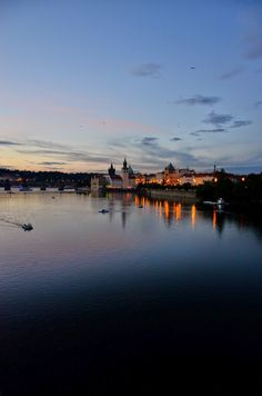 Edge Of The Plank: Prague Photography