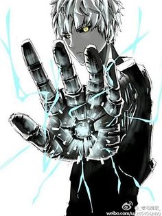 - One Punch Man - Genos