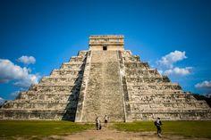 Riviera maya - the chicken itza city ruins & temples