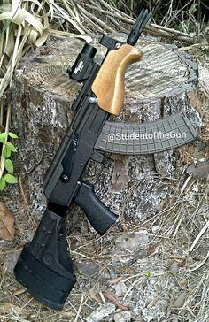 AK shorty  Buffalo Tactical www.Buffalofirearms.com https://www.facebook.com/Buffalofirearms #Ar #223 #ak47 #firearms #1911 #sig #glock #guns #libertarian #liberty #patriot #2A #ghostgun #kydex #reloading #beararms #michigan #militia #oldwest #nra #nagr #armedsociety #the2nd #chiappa #ruger #canik #eaa #taurus #diamondback #masterpiece #century #scout #mosin #mossberg #leveraction #shotgun #rifle #subcompact #colt #bastiat #rothbard #mises #ronpaul #lysander #spooner #austrian #tomwoods #patrickhenry #antifederalist #tyranny #huckleberry #classicliberal #progun #standyourground #castledoctrine @beardedguy #beardedguy #10/22 #leadfarmer #gunsense #molonlabe
