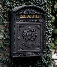 victorian mailbox - Google Search