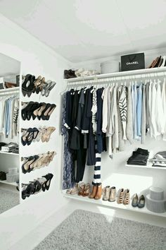 Dressing bedroom chambre adulte