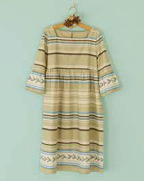 pindot/ホームクチュール/ワンピースそのまま着ても、重ねて着ても Japanese Sewing Patterns, Short Sleeve Dresses, Dresses With Sleeves, Polo Shirt, Couture, Mens Tops, Shirts, Shopping, Fashion