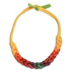 Pamplepluie  Technicolor Dream Necklaces