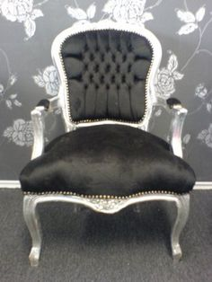 1000 images about barok on pinterest chairs shabby chic furniture and chair slipcovers - Stoel dineren baroque ...