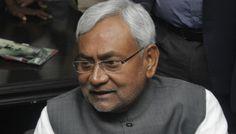 बिहार में मंगलराज और कानून का राज है : नीतीश कुमार
