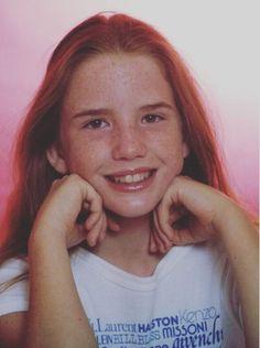 Melisa Gilbert- Laura, Little House on the Prairie.