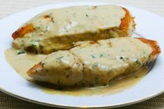 If you have French Tarragon in your herb garden, then you understand why I love this Sauteed Chicken Breasts Recipe with Tarragon-Mustard Pan Sauce!  This low-carb recipe is easy to make for a work night dinner and tastes amazing!  [from KalynsKitchen.com]