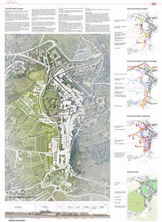 MASTERP_Riqualificazione Urbanistica e Paesaggistica fascia periurbana ad ovest delle mura. San Gimignano