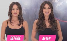 Secret Extensions - Before and Afters