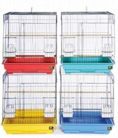 Econo Cage 18x14x22 4/Case >> Awesome dog product. Click the image : Dog cages