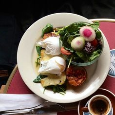 """20 New York Dishes You Need To Eat Before You Die #refinery29  http://www.refinery29.com/where-to-eat-nyc#slide-19  What: Halloumi Eggs Where: Cafe Select""""Since I moved to Williamsburg, there are only two things worth the journey into Manhattan on the weekend: a date with an executive at Goldman Sachs and the halloumi eggs at Cafe Select. The quality of the food is matched only by the restaurant's potential for people-watching. My recommendation is to schedule a date with a Goldman exec at…"""