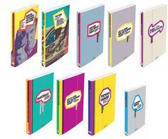 projet de collection de livres © 2014