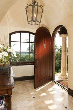 Lovely Lighting for Entry Foyer