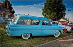 1954 Ford Custom Ranch