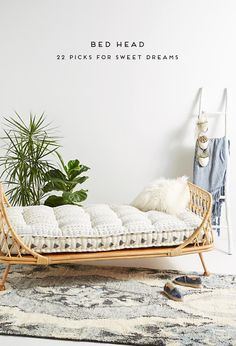 Bed Head: The Cool Girls Guide to Bedroom Decor #modern #bedroom #decor #interiordesign